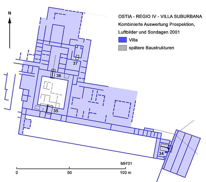 Regio IV - Villa suburbana