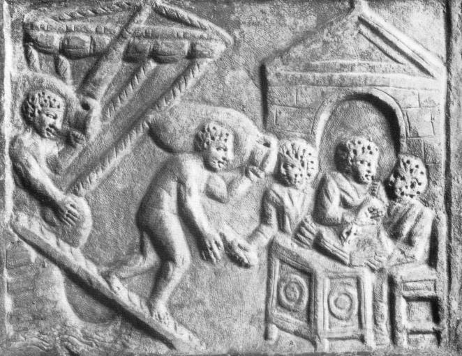 Portus - Reliefs