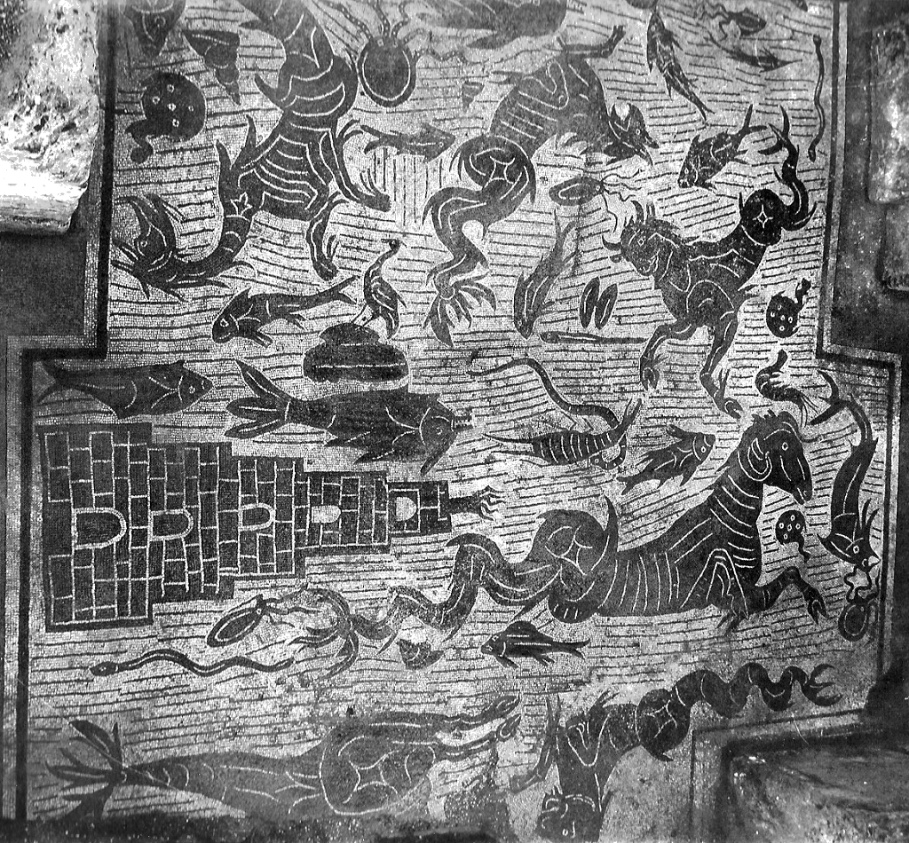Image result for baths of ostia mosaics